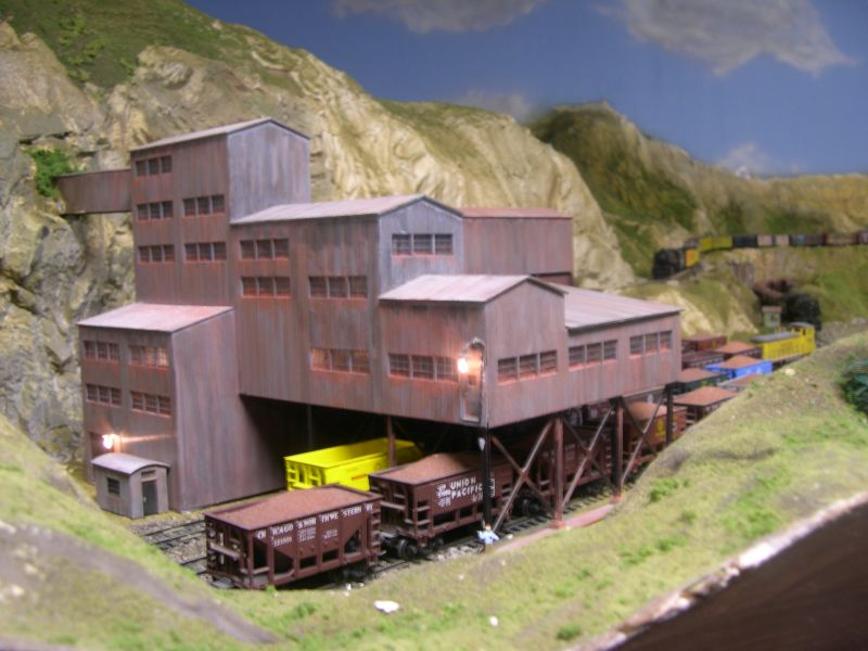 Wagner Ore Mine